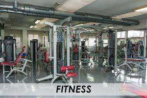 fitness+scritta