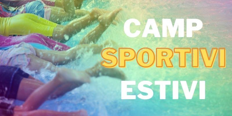 Banner Summer Sport Camp