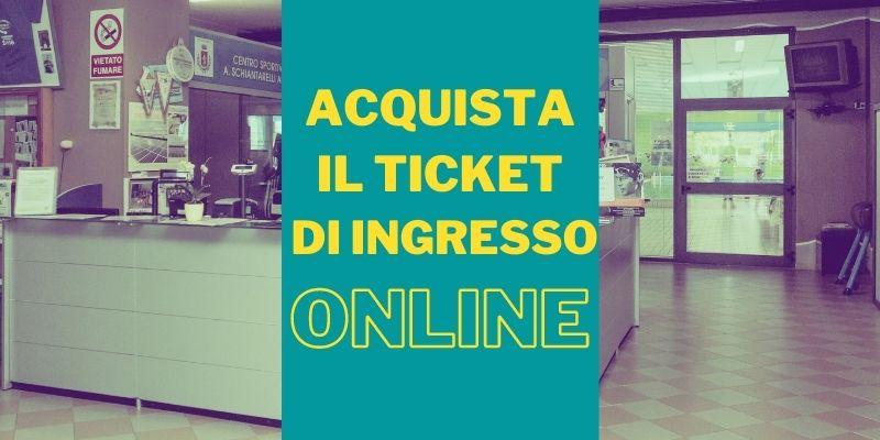 Acquista ticket online