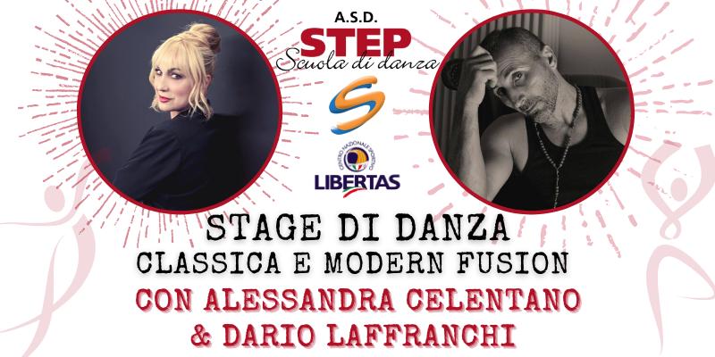 Banner stage Celentano Laffranchi
