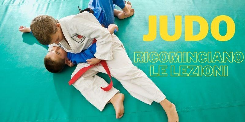 Banner Kodokan Judo inizio corsi