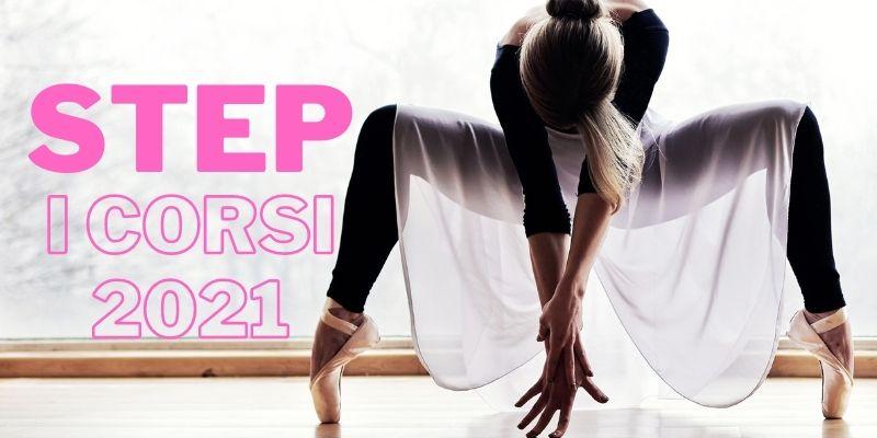 Banner corsi 2021 scuola di danza STEP