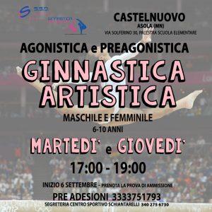 Co Ginnastica Artistica 2021