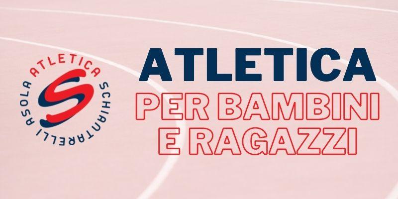 Banner atletica 2021