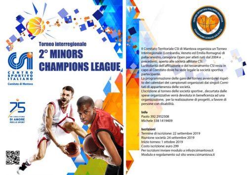 Minors Champions League_CSI
