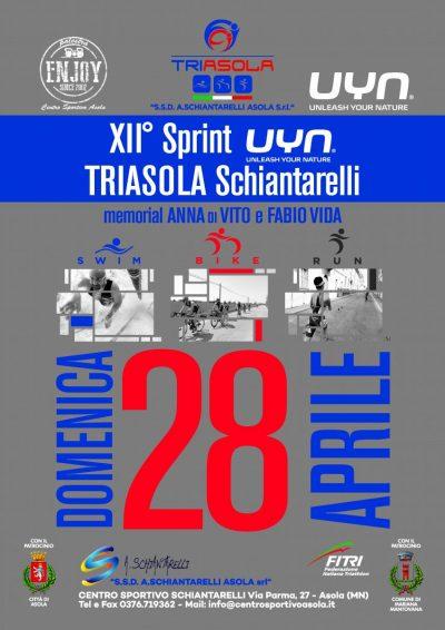 Volantino Gara TRI ASOLA 19_Sprint
